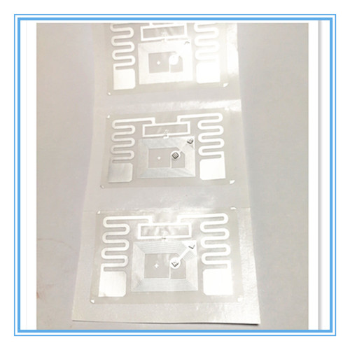DUAL FREQUENCY RFID WET INLAY TAG EM4423